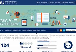 GRU Academic & Faculty Affairs