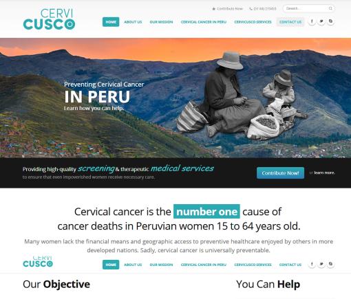 Cervi Cusco Cancer Prevention Program